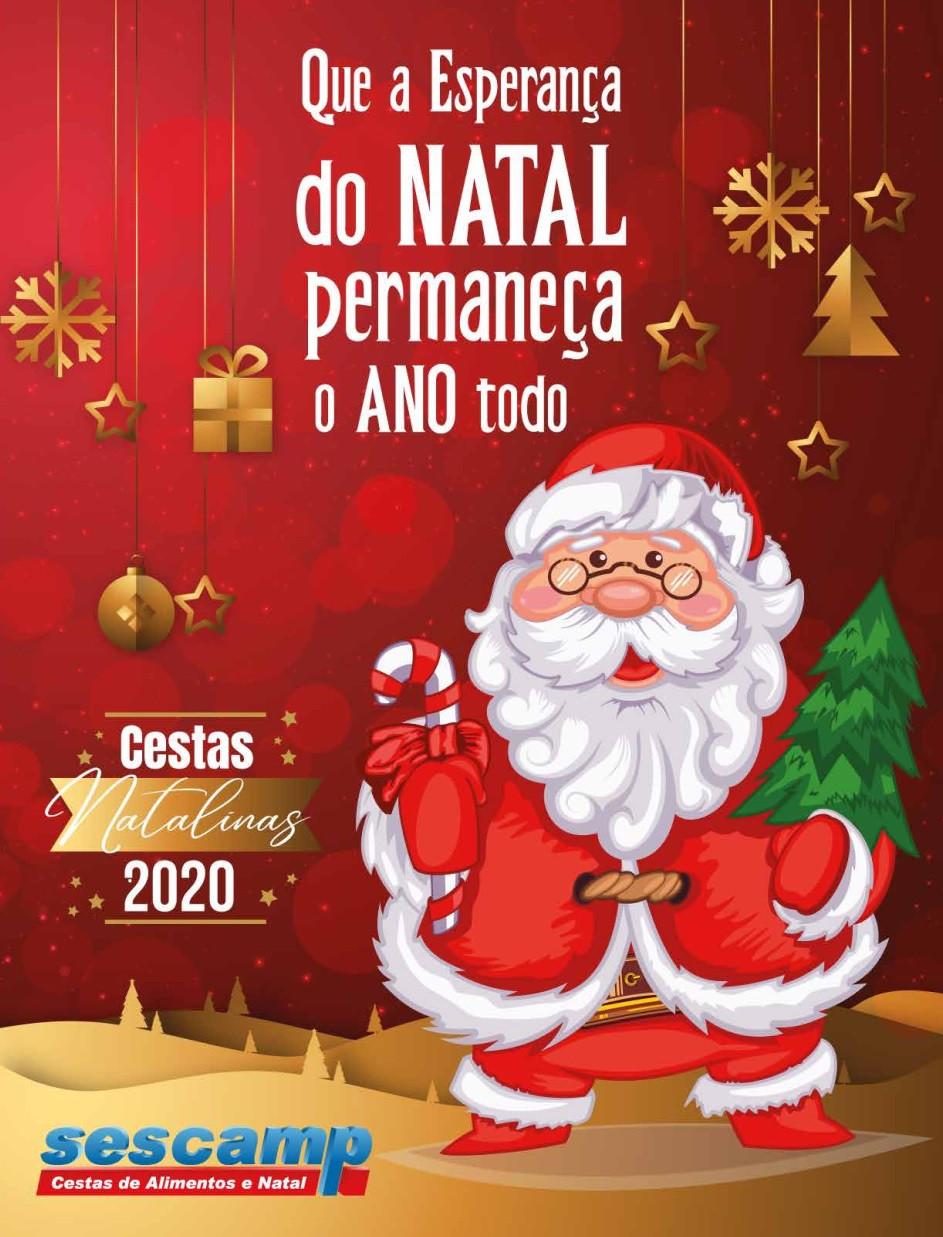 Cestas de Natal 2020