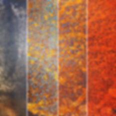 Corten Steel developing its patina