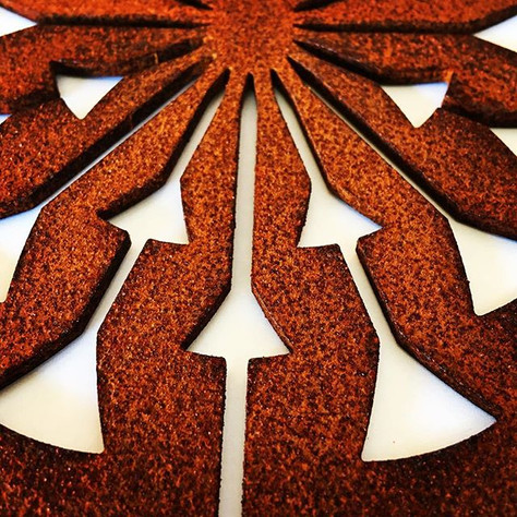 Corten Spear - Tohu Design