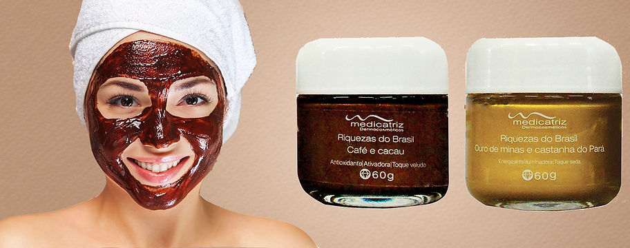 Irradie Beleza Cosméticos Mascara Facial Medicatriz