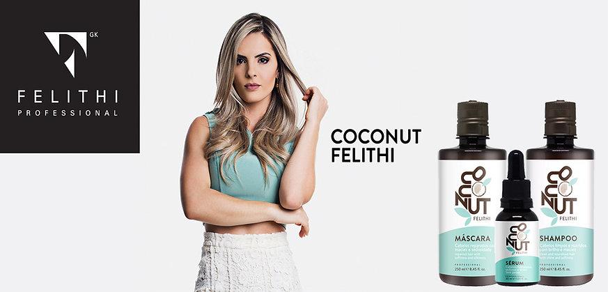 Linha Coconut Felithi