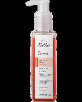 Irradie Beleza cosméticos - Bio C cleanser Bioage