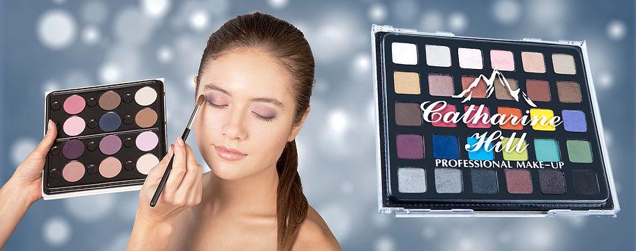 Irradie Beleza Cosméticos Maquiagem Catharine Hill