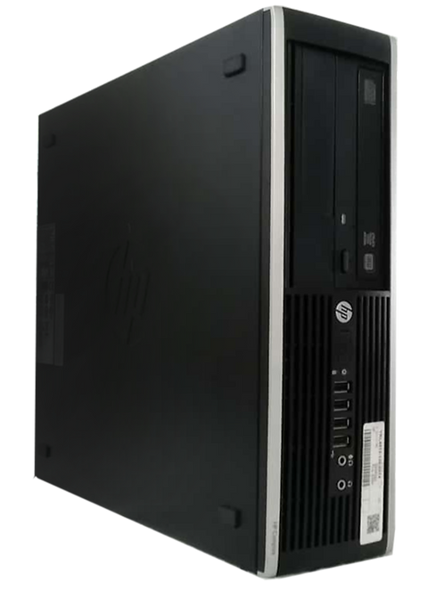 HP Compaq SFF (Intel i3 3rd Gen. Processor)