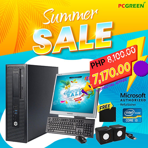 Summer Sale Computer Package
