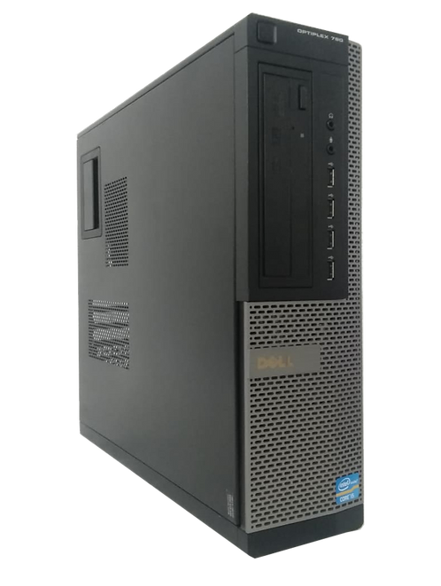 Dell Optiplex (Intel Core i3 4th Gen. Processor)