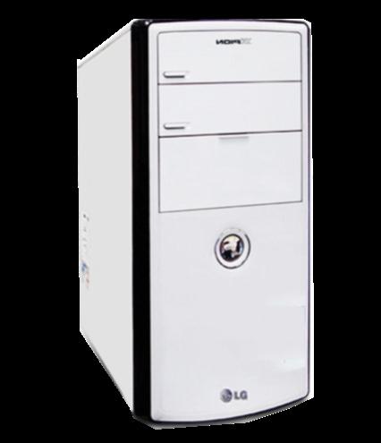 LG Mini Tower (Intel Core i3 1st Gen. Processor)