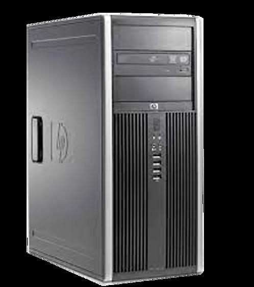 HP Compaq Twr (3rd Gen. Processor)