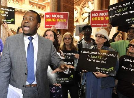 Is marijuana legislation a social justice issue?