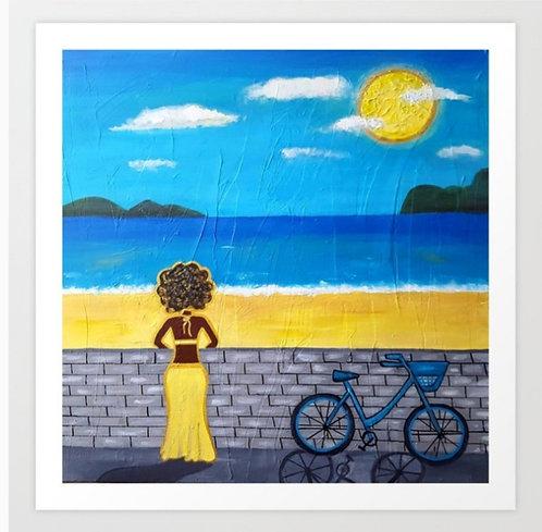 Beach Daze (Art Print)