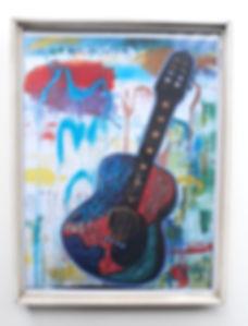 Framed Metallic Guitar.jpg