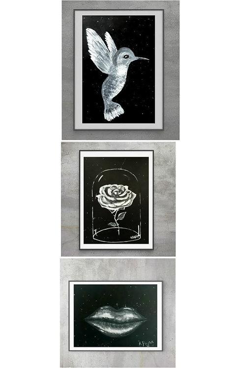 The Twilight Zone Series (Art Prints)
