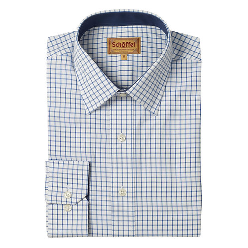 Schoffel Cambridge Shirt | Navy