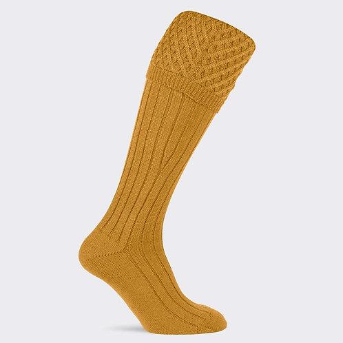 Chelsea Shooting Sock | Sunflower