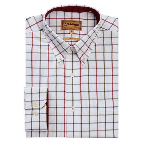 Schoffel Brancaster Shirt | Multi