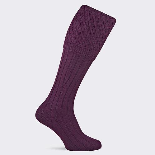Chelsea Shooting Sock | Indigo