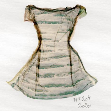 Liquid Dress No 204