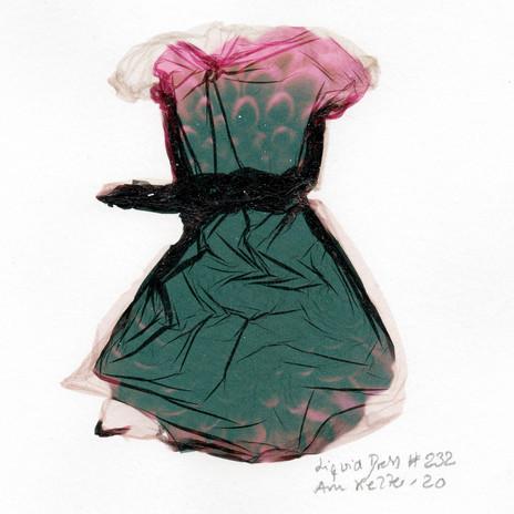 Liquid Dress No 232 (Double Emulsion Lift)