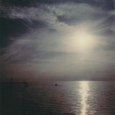 SOLD/ Evening swim