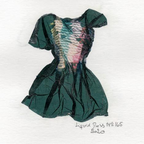 Liquid Dress No 165