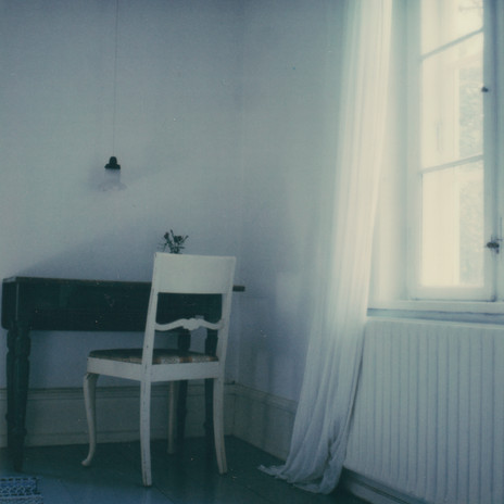 SOLD/Chair & Window