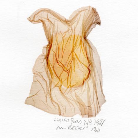 Liquid Dress No 192