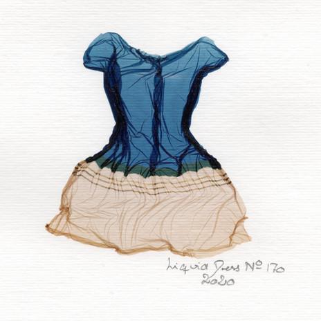 Liquid Dress No 170