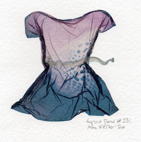 Liquid Dress No 231