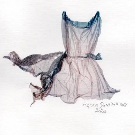 Private collection (USA) Liquid Dress No 162