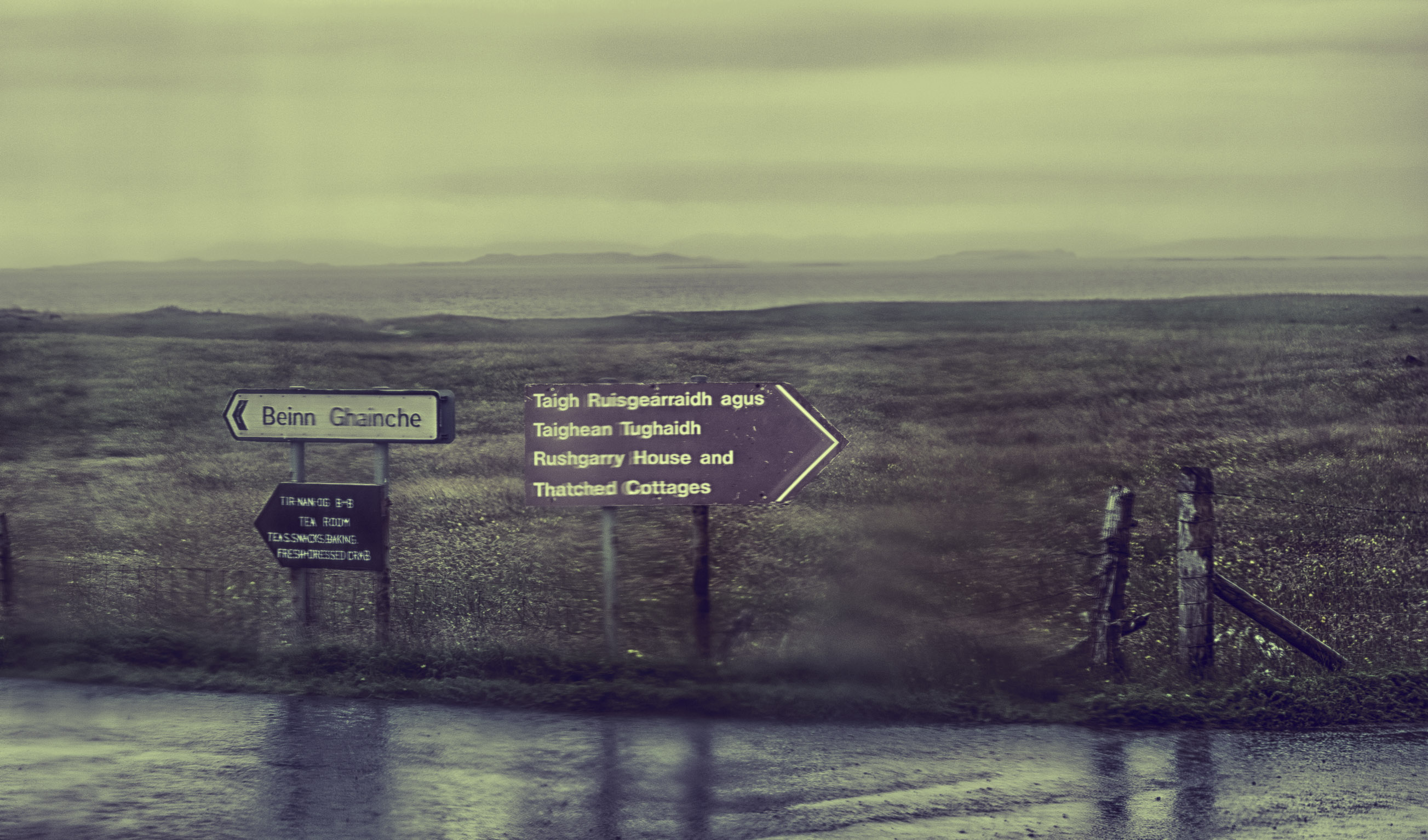 Hebridean Rain