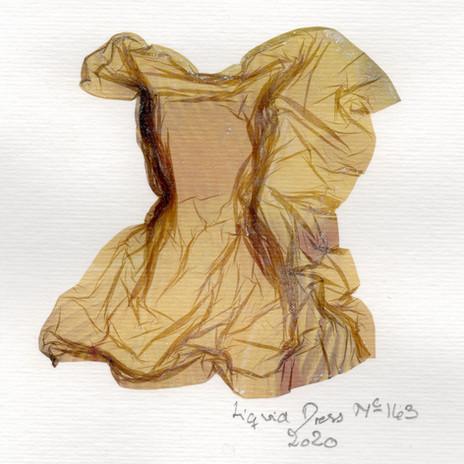 Liquid Dress No 163