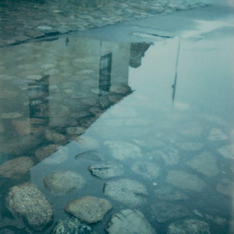 Rainy Reflections