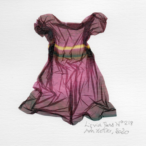 Liquid Dress No 218