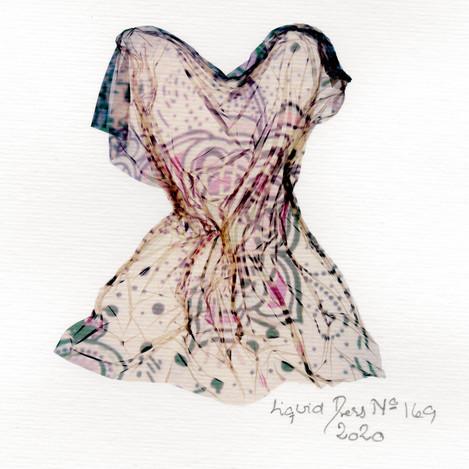Liquid Dress No 169
