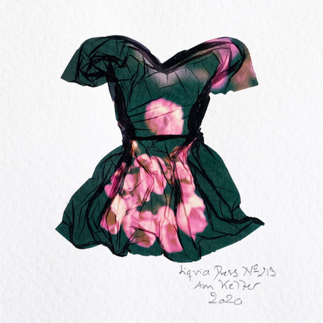 Liquid Dress No 213