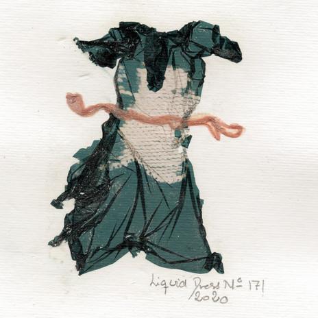 Liquid Dress No 171