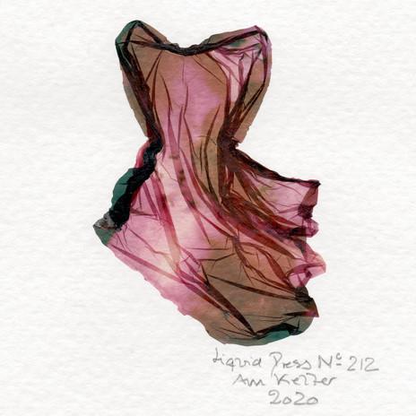 SOLD/ Liquid Dress No 212