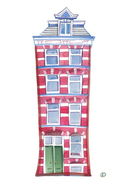 Fiore huis, Amsterdam