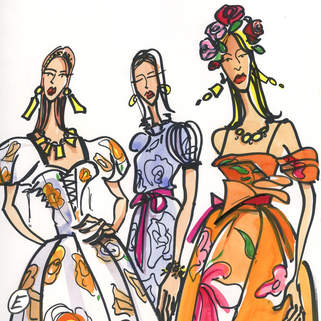 Dolce & Gabbana spring/summer 2018