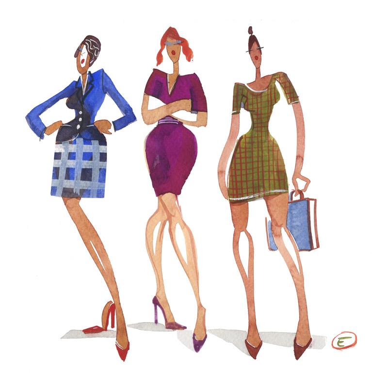 Ondernemende dames