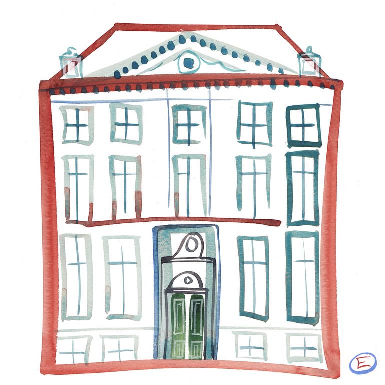 Grachtenhuis