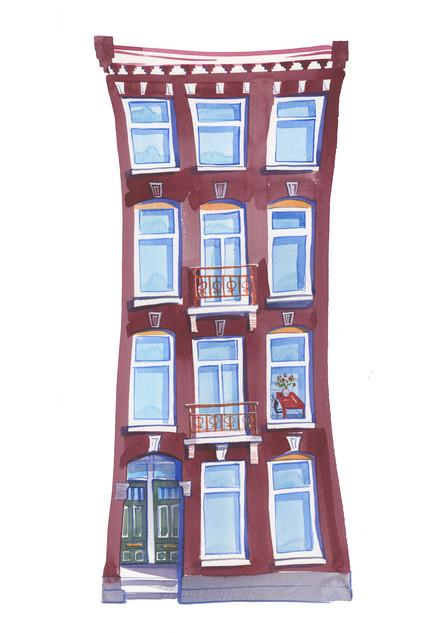 Tweede Helmerstraat, Amsterdam
