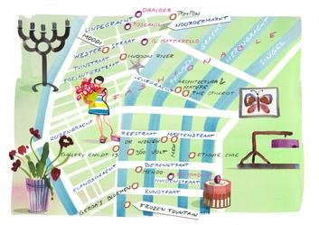 Amsterdam, de Jordaan