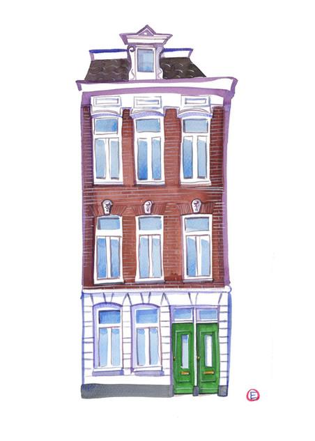Amsterdams huis