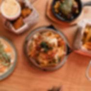 Menukaart _ Restaurant ijssalon bezorgin