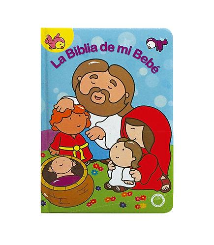 La Biblia de mi Bebé
