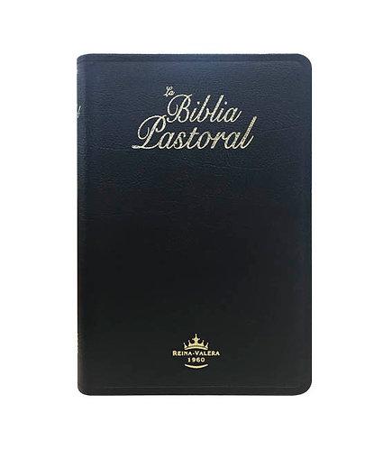 Biblia Pastoral, cuero legítimo