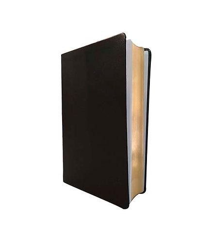 Biblia Cuero Legítimo RVR1960,Letra Grande