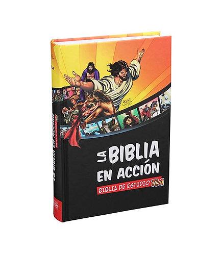 La Biblia en Acción - Biblia de Estudio
