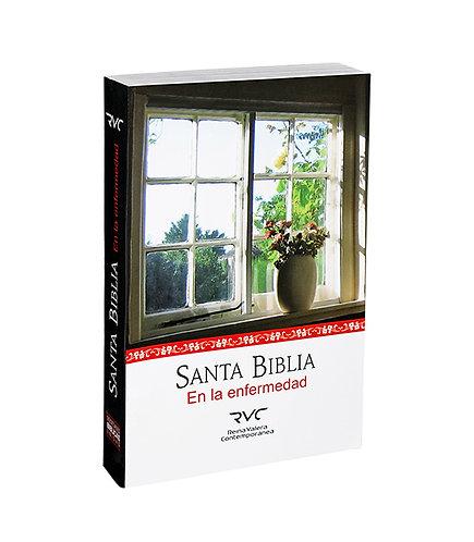 Biblia en la Enfermedad, tapa rústica